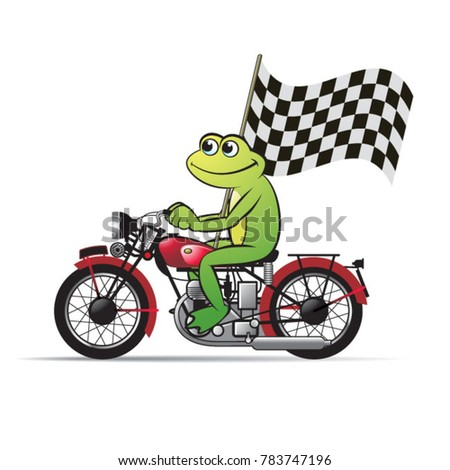 frog vector cartoon mascot riding old stock vector royalty free rh shutterstock com Cute Frogs Vector The Crocodile