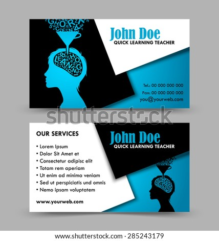 Back of business card vatozozdevelopment back of business card colourmoves