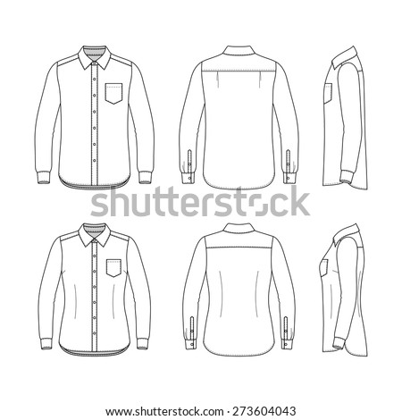 clothing templates stock images royalty free images vectors