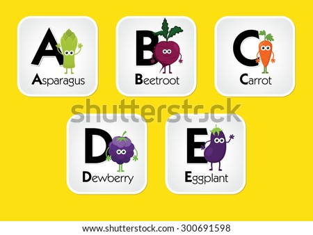Alphabet Charts With Pictures Alphabet Chart For Kids