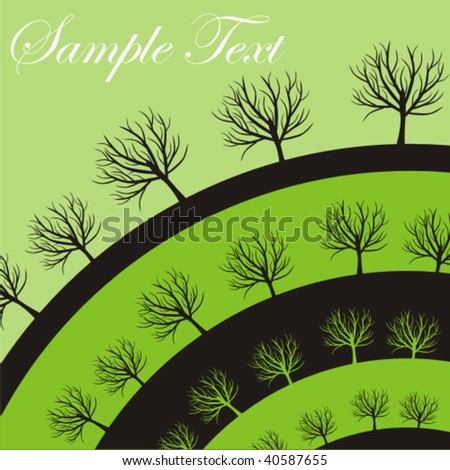Seamless Pattern Dill Watercolor Style Illustration – Editable Leaf Template