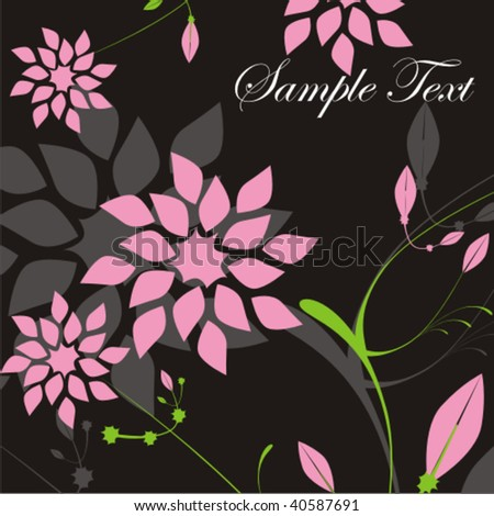 fully editable vector background template ready to use