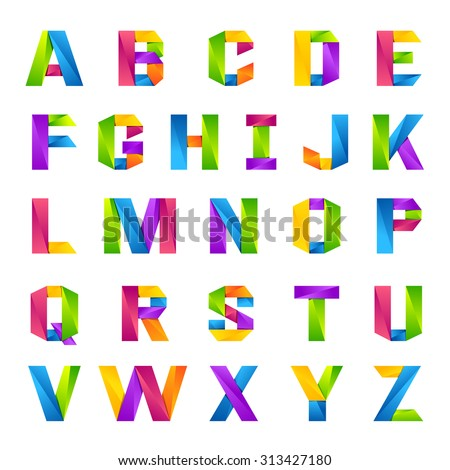 Worksheets English Alphabets In Third Lipi english alphabet stock images royalty free vectors fun one line colorful letters set font style vector design template elements