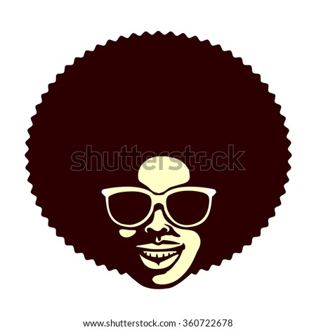 afro vector stock images royaltyfree images amp vectors