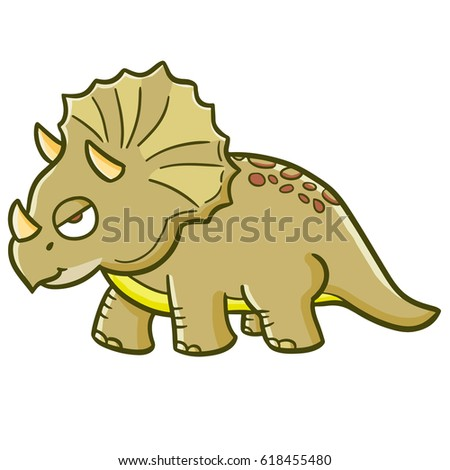 baby triceratops stock images royaltyfree images
