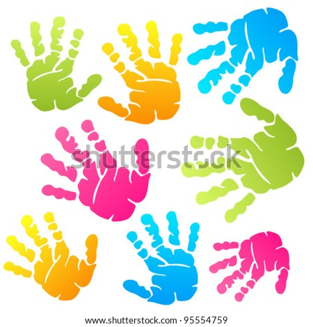 Hand print stock photos hand print stock photography hand print