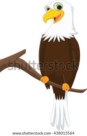 Eagle Cartoon Stock Images RoyaltyFree