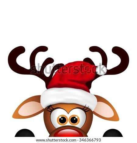 Christmas Reindeer Sto...