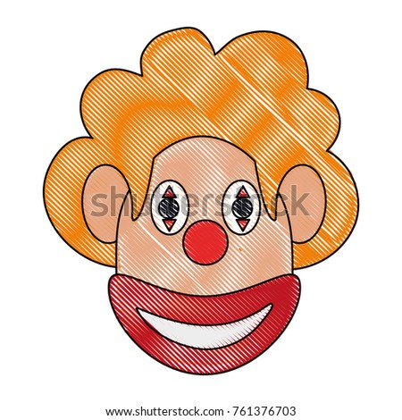 harlequin clown mask stock images royalty free images vectors