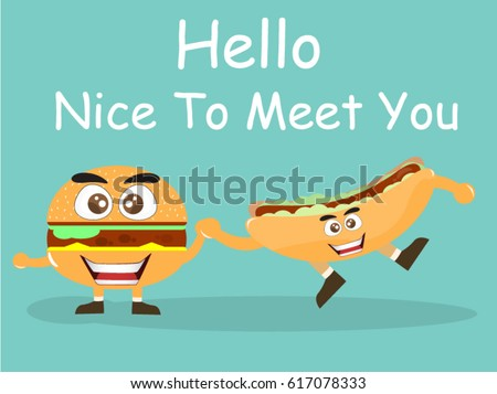 nice to meet you online dating This discussion is primarily for sites such as matchcom where you write the online dating first message interested in meeting for a nice guy to get.