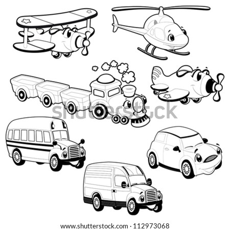 all terrain vehicles coloring pages - photo#44