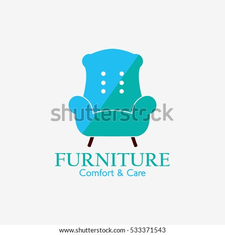 Chair sketch stock images royalty free images vectors for Chair logo design