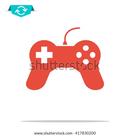 game icon - stock vector