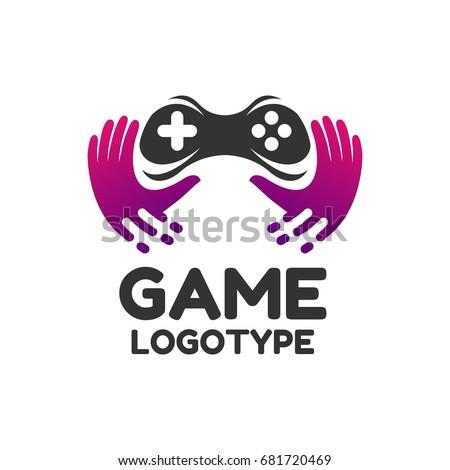 Célèbre Game Logo Game Icon Logo Design Stock Vector 681720469 - Shutterstock EC67