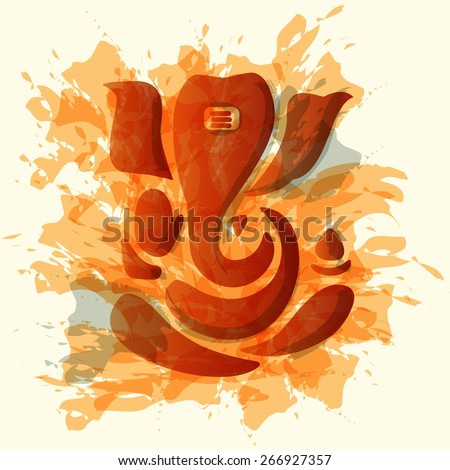 Ganesha Painting Stock Images, Royalty-Free Images