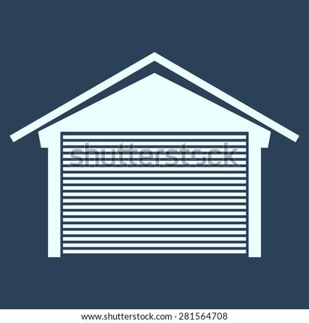 Garage door opener stock vectors amp vector clip art shutterstock