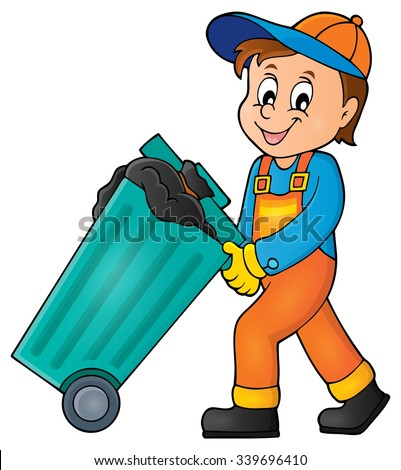 Garbage-collector Stock Images, Royalty-Free Images ...  Garbage-collect...