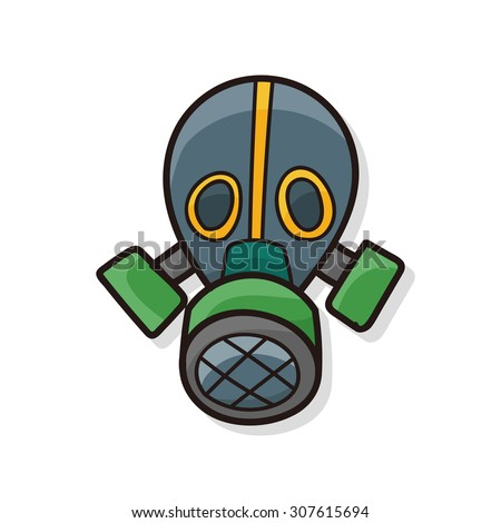 Gas Mask Cartoons and Comics - funny pictures from ...  |Funny Cartoon Gas Mask