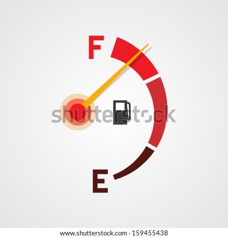 gas tank illustrations  - stock vector