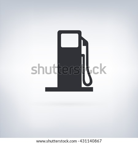 Gas Vector Icon