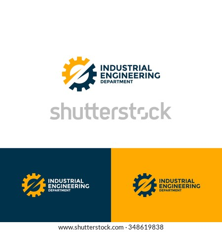 Gears sign (1) - stock vector