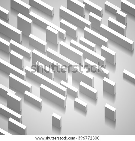 Geometric abstract background, vector eps 10 illustration - stock vector