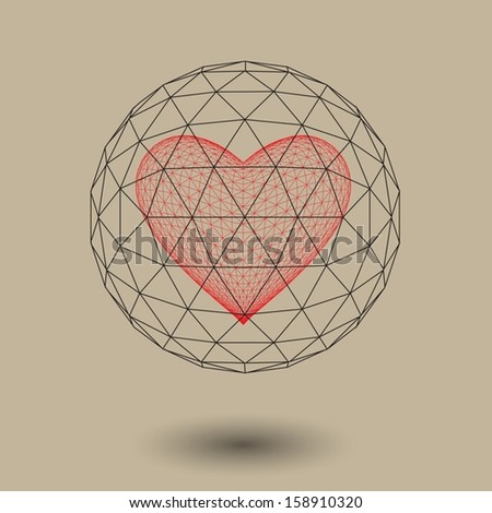 abstract geometric octagon shape - photo #8