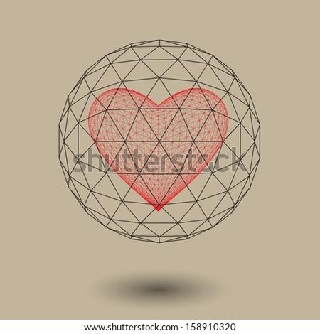 abstract geometric octagon shape - photo #8