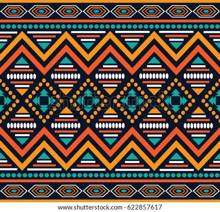 native american design wallpaper borders
