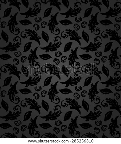 Geometric ornament. Seamless vector background. Abstract texture for wallpapers. Repeating geometric elements - stock vector