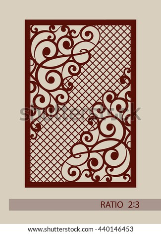 Wood carving stock images royalty free images vectors for Laser engraver templates