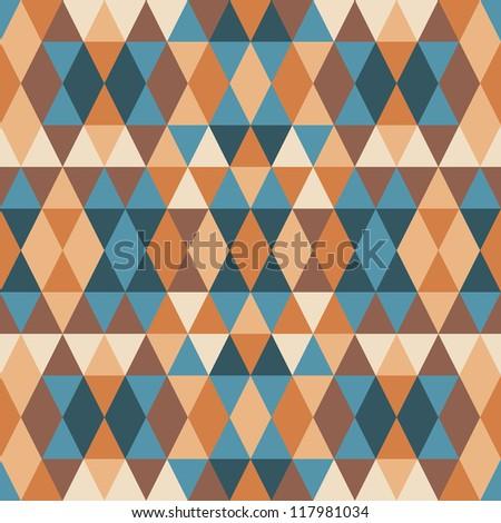 Geometric Pattern 25 - stock vector
