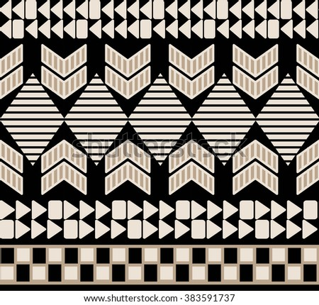 geometric pattern/ simple shape/ repeating