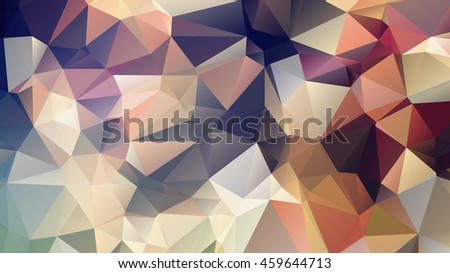 geometric pattern, triangles background, polygonal