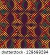 Geometric Pattern vector art - stock vector