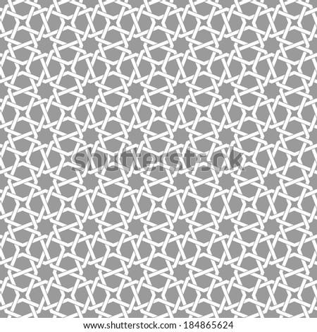 Geometric seamless pattern.   - stock vector