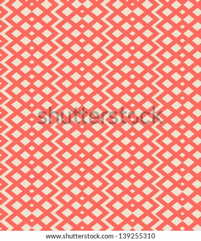 Geometric seamless pattern. Netting structure. Abstract pattern - stock vector