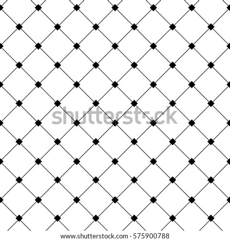 geometric seamless pattern. vector background. simple pattern.
