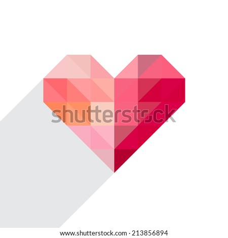 images of wireframe face triangles wire diagram images inspirations heart love symbol heart shape made of triangles stock heart love symbol heart shape made of triangles stock vector