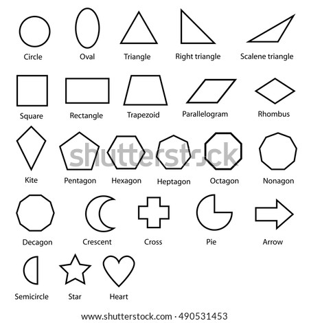"""heptagon Shapes"" Stock Photos, Royalty-Free Images ..."
