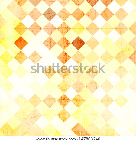 geometric style artistic texture, argyle background. ideal for grunge, business, artistic conceptual works. - stock vector