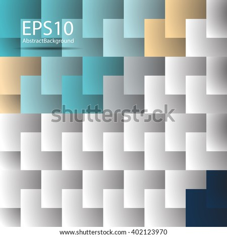Geometric texture. Vector background