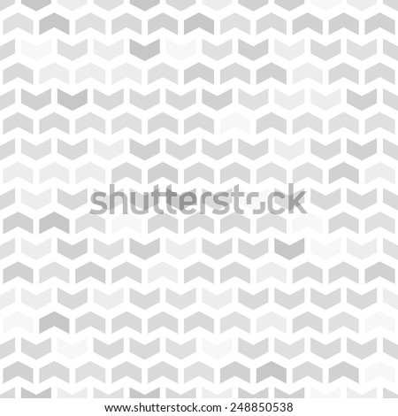 Geometric vector pattern with grey triangles. Seamless abstract texture for wallpapers and backgrounds - stock vector