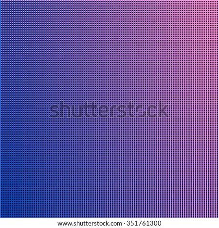 Geometrical seamless square pattern, image. Paper background. Print wrapper, wrap, web, sheet, website. Dark blue, cyan, red, black gradient colors.