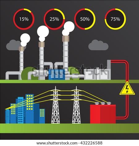 Geothermal Power Plant Diagram