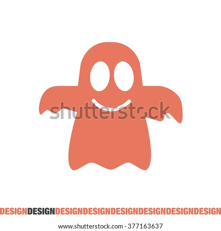 ghost vector icon