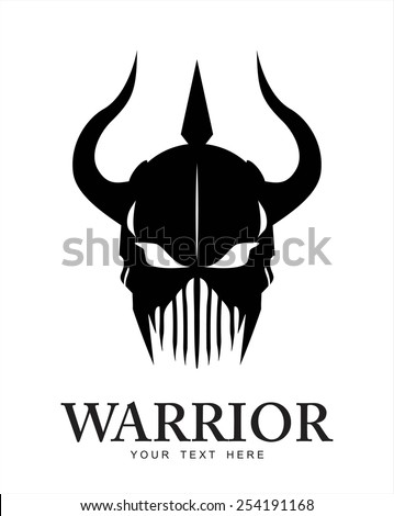 ghost, warrior, warrior ghost. ghost warrior. winged ghost. Suitable for team identity, insignia, emblem, illustration for apparel, mascot, motorcycle community, icon, etc. - stock vector