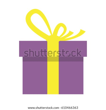 Gift Box, Surprise, Celebration Event, Surprising Gift Box. Give Presents  Concept.