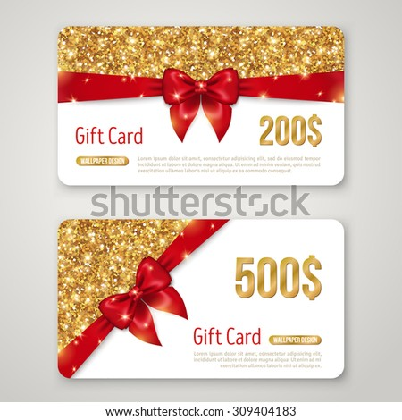 Gift Card Stock Photos, Royalty-Free Images & Vectors - Shutterstock