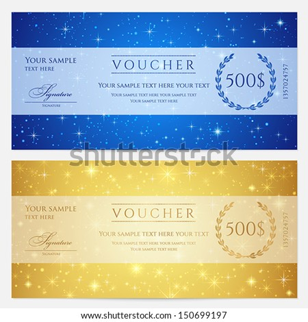 Golden Ticket Foto immagini royaltyfree e vettoriali Shutterstock – E Ticket Template